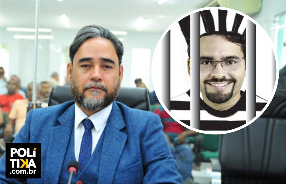 VÍDEO: Vereador que chamava Berg Lima de ladrão agora briga pra defender o ex-presidiário