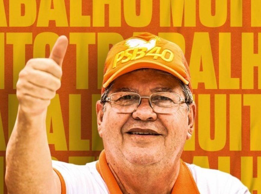 joao azevedo governador