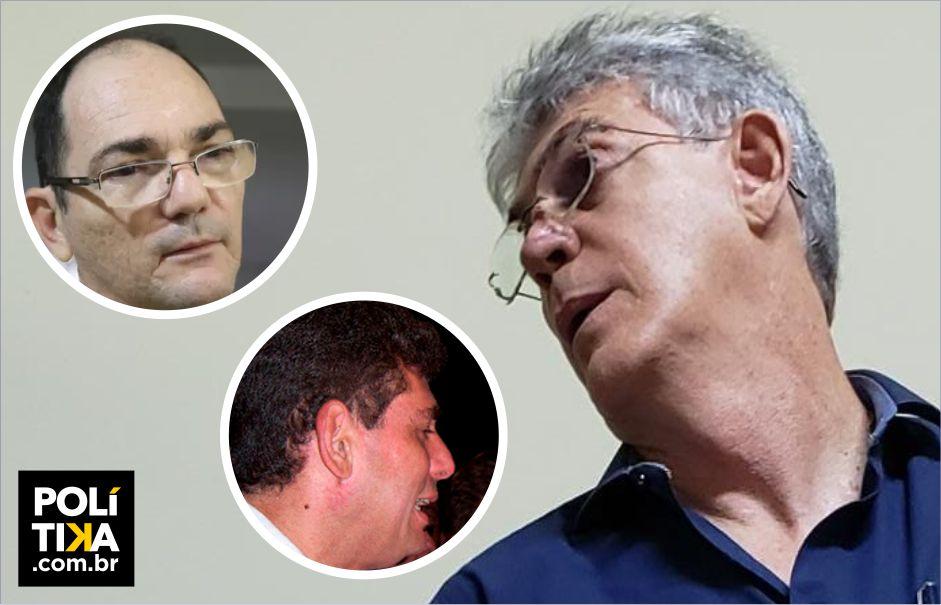 STJ começa a julgar pedido para prender Ricardo Coutinho novamente