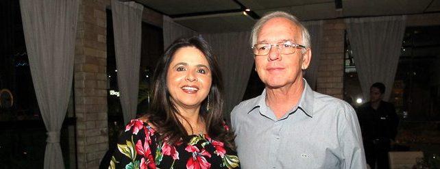 DELATADA NA CALVÁRIO: João Azevedo exonera esposa do presidente do TCE