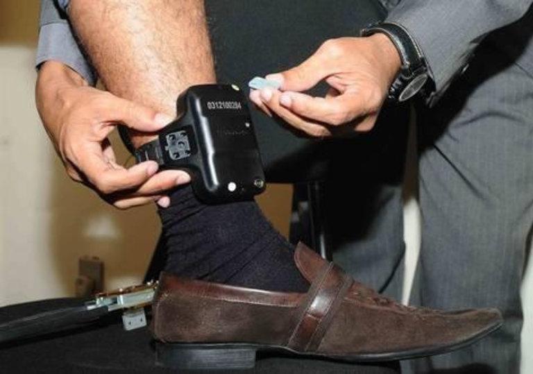tornozeleira eletronica ricardo coutinho
