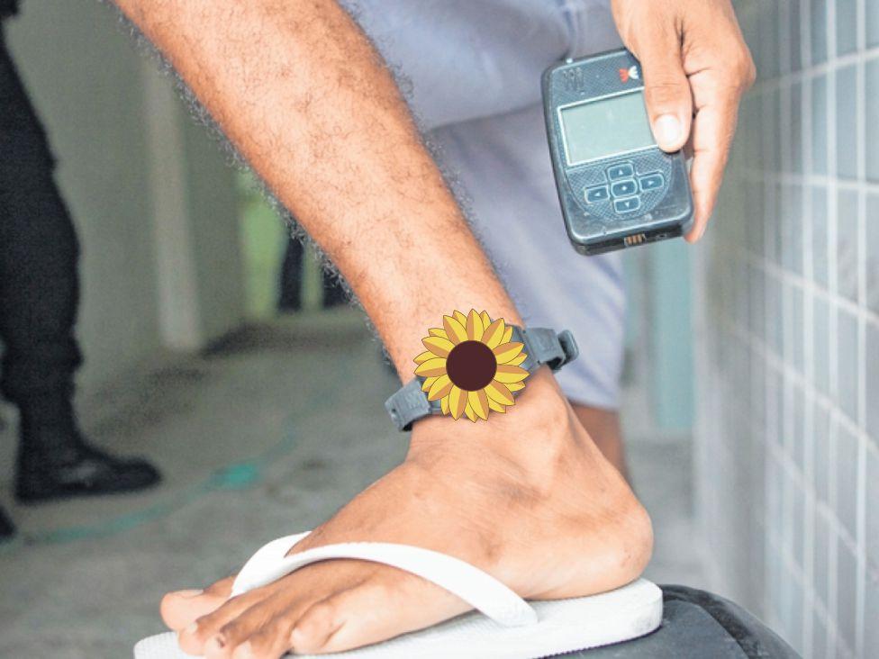 tornozeleira eletronica ricardo coutinho 2