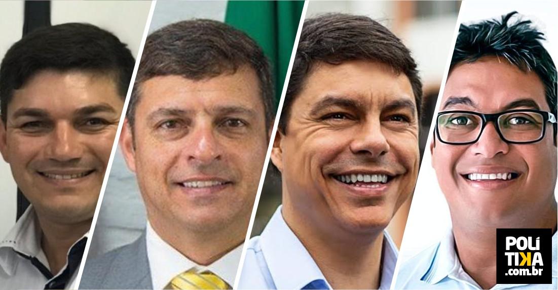 Liderado por Efraim Filho, DEM vai disputar 5 prefeituras na Grande João Pessoa
