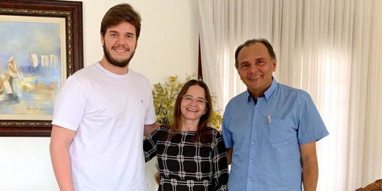 Ivonete e Manoel Ludgério se antecipam ao anúncio de Romero e declaram apoio a Bruno Cunha Lima
