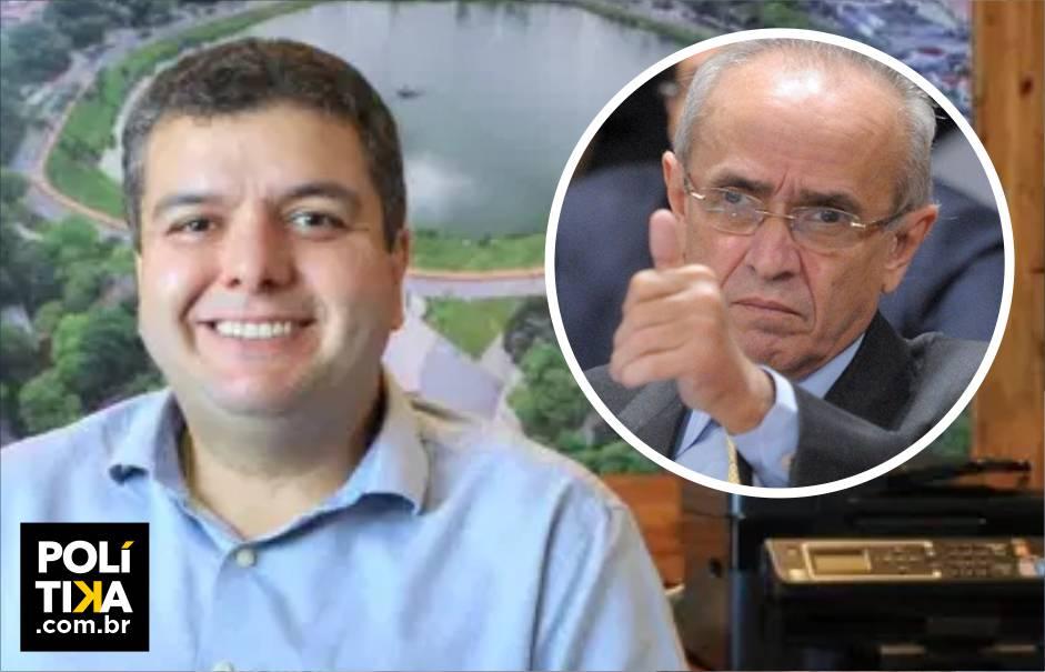 Diego Tavares não aceita candidatura da cunhada de Cartaxo e anuncia apoio a Cícero Lucena