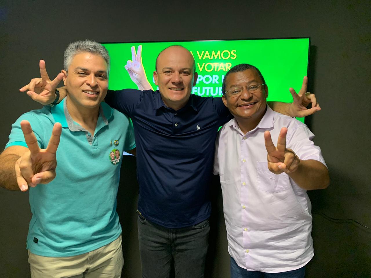 Aliado de Bolsonaro, Cabo Gilberto anuncia apoio ao candidato Nilvan Ferreira
