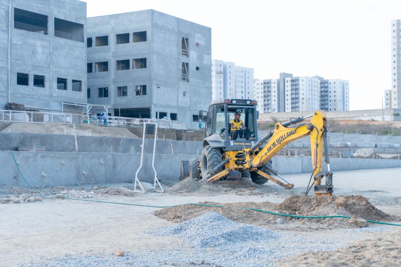 Ruy garante investimento para construir novo hospital filantrópico em Campina Grande