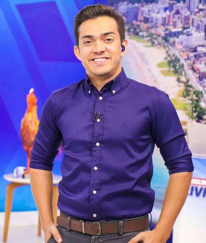 No Ibope, Bruno Pereira cola no Bom Dia Paraíba, da Rede Globo